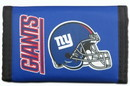New York Giants Nylon Trifold Wallet