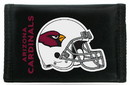 Arizona Cardinals Nylon Trifold Wallet