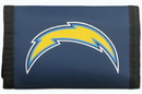 San Diego Chargers Nylon Trifold Wallet