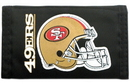 San Francisco 49ers Nylon Trifold Wallet