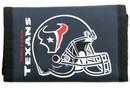 Houston Texans Nylon Trifold Wallet