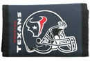 Houston Texans Nylon Trifold Wallet