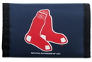 Boston Red Sox Nylon Trifold Wallet