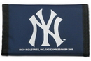 New York Yankees Nylon Trifold Wallet