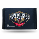 New Orleans Pelicans Wallet Nylon Trifold