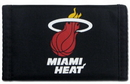 Miami Heat Nylon Trifold Wallet