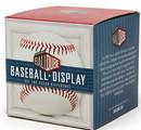 Ball Qube - Baseball Square Holder Display
