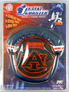 Auburn Tigers Jersey Coaster Set