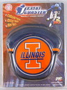 Illinois Fighting Illini Jersey Coaster Set
