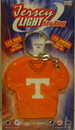 Tennessee Volunteers Keychain - Jersey Keylight
