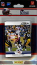 New England Patriots 2012 Score Team Set