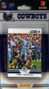 Dallas Cowboys 2012 Score Team Set