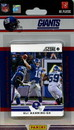 New York Giants 2012 Score Team Set
