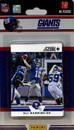 New York Giants 2012 Score Team Set