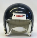 Riddell VSR4 Blank Mini Football Helmet Shell - Navy