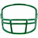 Face Mask Riddell Replica Mini VSR4 Style Kelly Green