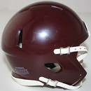 Riddell Speed Blank Mini Football Helmet Shell - Maroon