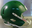 Helmet Riddell Blank Replica Mini Speed Style Kelly Green