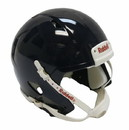 Riddell Speed Blank Mini Football Helmet Shell - Navy Blue
