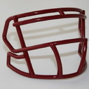 Riddell Speed Mini Face Mask - Cardinal