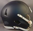 Riddell Speed Blank Mini Football Helmet Shell - Matte Black