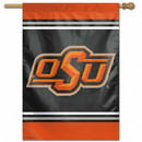 Oklahoma State Cowboys Banner 28x40 Vertical Special Order