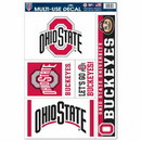 Ohio State Buckeyes Decal 11x17 Ultra