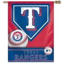 Texas Rangers Banner 27x37