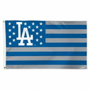 Los Angeles Dodgers Flag 3x5 Deluxe Stars and Stripes
