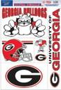 Georgia Bulldogs Decal 11x17 Ultra