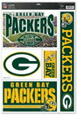 Green Bay Packers Decal 11x17 Ultra