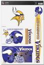 Minnesota Vikings Decal 11x17 Ultra
