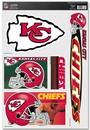 Kansas City Chiefs Decal 11x17 Ultra
