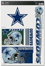Dallas Cowboys Decal 11x17 Ultra