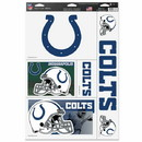 Indianapolis Colts Decal 11x17 Ultra