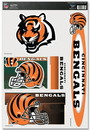 Cincinnati Bengals Decal 11x17 Ultra