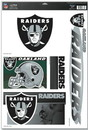 Oakland Raiders Decal 11x17 Ultra