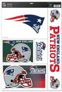 New England Patriots Decal 11x17 Ultra