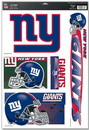 New York Giants Decal 11x17 Ultra