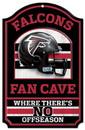 Atlanta Falcons Wood Sign - 11