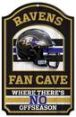 Baltimore Ravens Wood Sign - 11