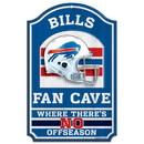 Buffalo Bills Wood Sign - 11