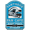 Carolina Panthers Wood Sign - 11