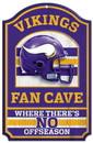 Minnesota Vikings Wood Sign - 11