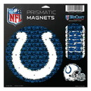 Indianapolis Colts Magnets 11x11 Prismatic Sheet