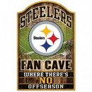 Pittsburgh Steelers Wood Sign - 11