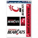 Cincinnati Bearcats Decal 11x17 Ultra