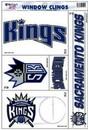 Sacramento Kings Decal 11x17 Ultra