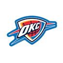 Oklahoma City Thunder Logo on the GoGo