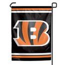 Cincinnati Bengals Garden Flag 11x15